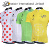 Quick Drying Fashion Cycling Jersey Short Sleeve