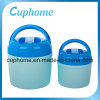 Portable 5L Vacuum Thermal Container with Ladle and Fork