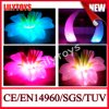Inflatable Flower with Colorful LED