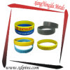 Cheap Debossed Silicone Wristband for Wholesale