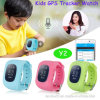 Kids Gift Watch Silicone Band GPS Tracker Watch