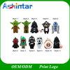 Star Wars USB Pendrive Cartoon Robot PVC USB Flash Drive