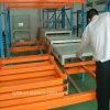 Warehouse Heavy-Duty Gravity Storage Push Back Rack
