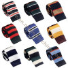 Hot Selling Striped Kniteed Mens Neck Ties in Stock
