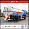 4X2 Dongfeng 12600L Carbon Steel Fuel Tank Truck for Light Diesel Oil Delivery