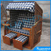 Outdoor Garden Rattan Bar Chairs Set