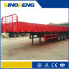 Manufacturer 3 Axles 40ft 60ton Side Wall Trailer