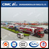 Cimc Huajun Stake/Cargo Semi Trailer Exported in Bulk Quantity