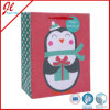 New Design Christmas Paper Bags with Glister Powder