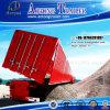 Heavy Duty 3 Axles 50 Tons Side Dump Semi Tipper Truck Trailer (LAT9404D)