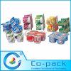 PP PS Aluminum Foil Embossed Yogurt Cup Lids