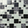 High Grade Decorative Materials with White Marble Mosaic Tile