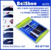 7PCS Car Van Tyre Emergency Puncture Repair Kit with 3 Strips