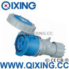 Waterproof Industrial Coupler with IP67 Protect Rating (QX-540)