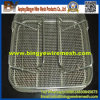 Deep Processing Disinfecting Basket Industrial Plastic Box Washing