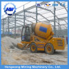 Rotating Drum Cement Mixer for Sale
