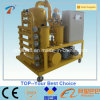 Two Stage High Vacuum Used Transformer Oil Regeneration Plant