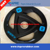 Rubber Coated Grip Olympic Plate