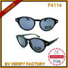 F4114 Retro Black Sunglasses Quality Product