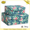 Customized Rigid Packaging Gift Flower Box