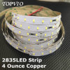 24VDC Constant Current 2835 4ounce Copper LED Flex Strip Light