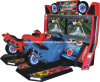 Arcade Game Machine Coin Machine Soul of Racer Motor Arcade Game