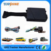 Live Tracking System RS232 Vehicle GPS Tracker with Crash Sensor