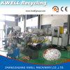 PE/PP Hard Scrap Pelletizing Machine/Plastic Granulating Line/Plastic Recycling Extruder