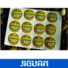 Colorful Weatherproof Soft PU Dome Resin Sticker