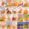 New Custom Printing Children Color Board Books with Gloss Lamination