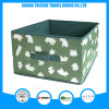 2017 Popular Non-Woven Green Sea Bear Printed Storage Bag Box Foldable Box