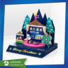 Chocolate Bar PDQ Display, Cardboard Table Display for Chirstmas