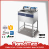 2 Tank 2 Basket Electric Chip Deep Fryer (HEF-85)