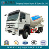Sinotruk HOWO 6X4 8-12m3 Concrete Mixer Tank Truck