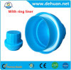 Dehuan Best Quality Laundry Cap with White Ring Inside Factory