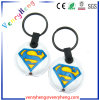 Wholesales Custom 3D Cartoon Rubber Keychain for Gift