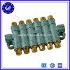 Manual Lubrication System Pneumatic Lubrication System 6 Way Oil Lubricator Pump Distributors
