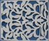 Carved Grille MDF Wooden Decorative Panel (WY-78)