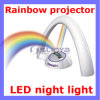 Room Decoration Rainbow LED Projector Lamp Night Light (SL-618)