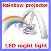 Room Decoration Rainbow LED Projector Lamp Night Light (SL-618)