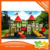 Plastic Outdoor Playground Equipment Plastic Slide Outdoor for Kid