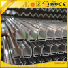 Powder Coated Anodized Profiles Aluminum for Construction & Decoration