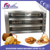 Electric Commerical 6 Gas Burner Range Bread as Baking Oven