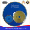 100-350mm Diamond Sintered Continurous Saw Blade for Cutting Ceramic