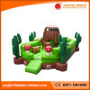 Animal Inflatable Jumping Castle Fun City (T6-411)