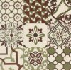 New Design Glazed Pattern Tile for Wall Decoration