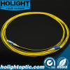 Fiber Optical Patch Cable LC to LC 0.9mm Simplex Singlemode Yellow