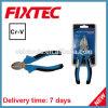 "Fixtec Hand Tool Ecnomy 6"" CRV Diagonal Cutting Mini Pliers"