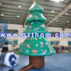 Popular Design Inflatable Christmas Decoration Tree/Hot Small Inflatable Christmas Tree Indoor