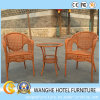 Antique Design Single Rattan Chair Set
